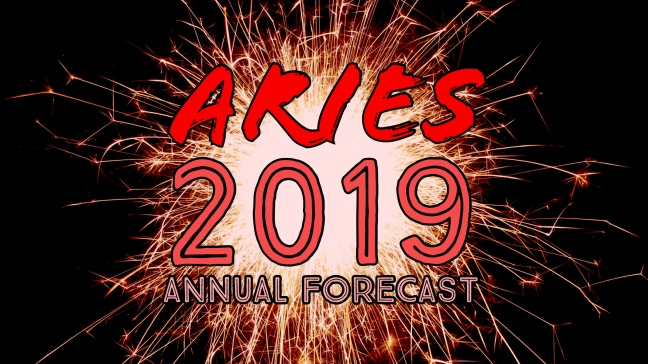 2019 Annual Forecast:Banner:01 Aries
