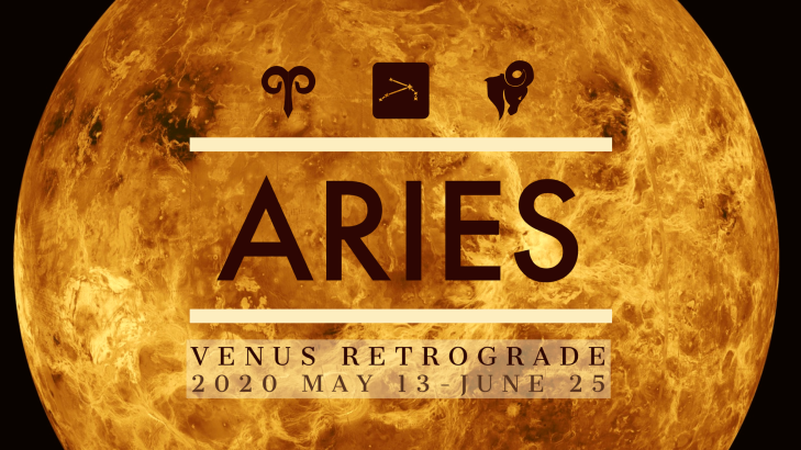 2020 Venus Retrograde:01 Aries