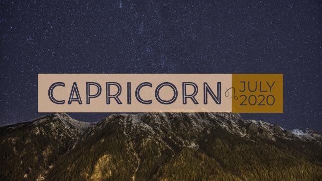 2020 07:Banner:10 Capricorn