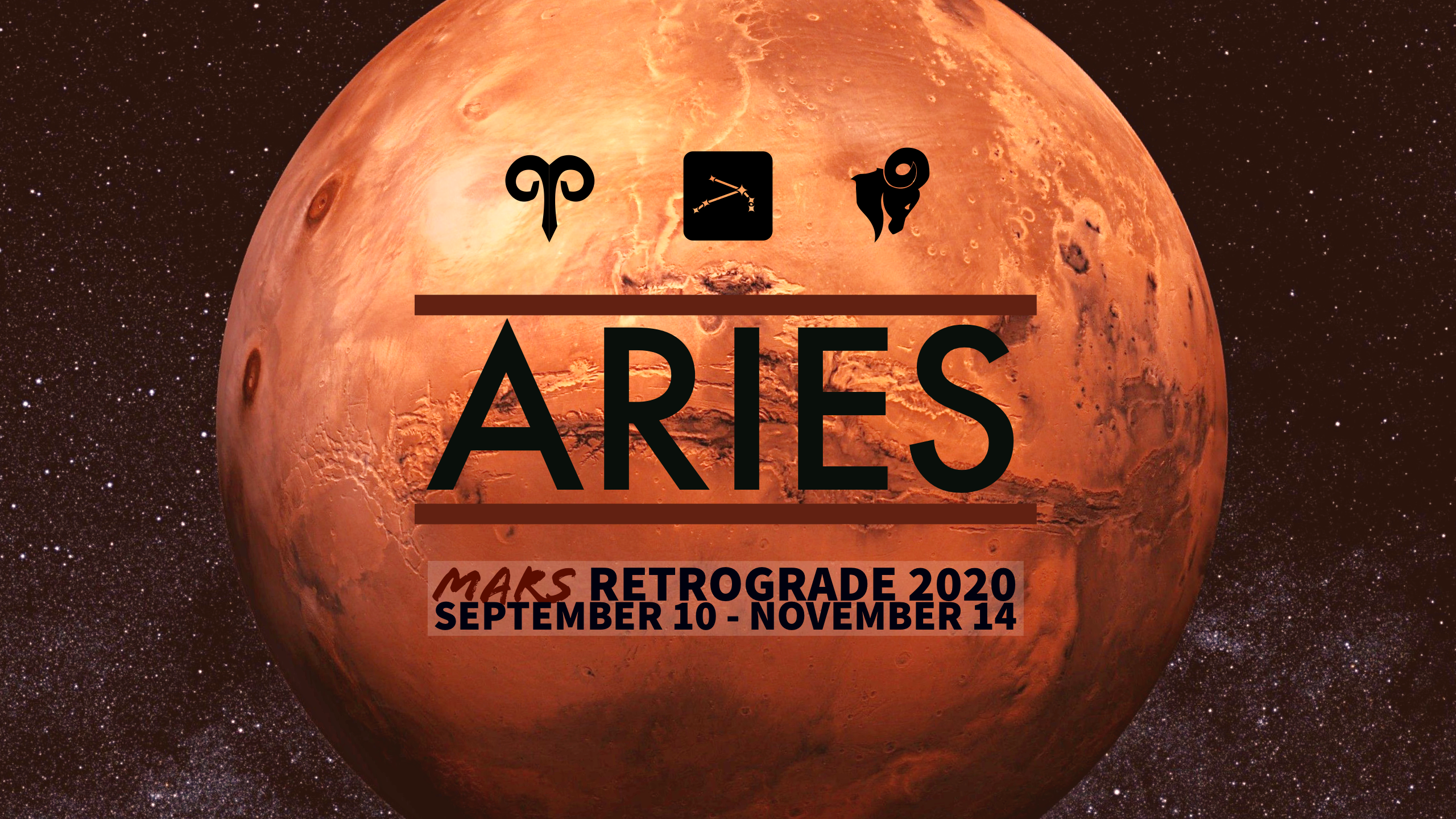 2020 Mars Retrograde:01 Aries
