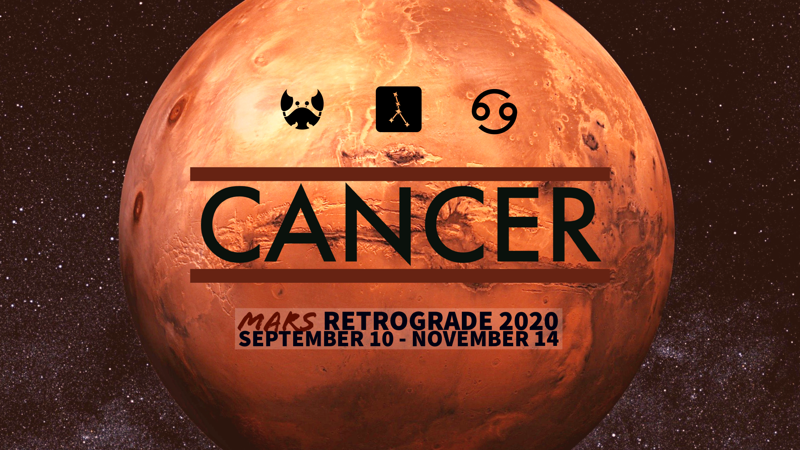 2020 Mars Retrograde:04 Cancer