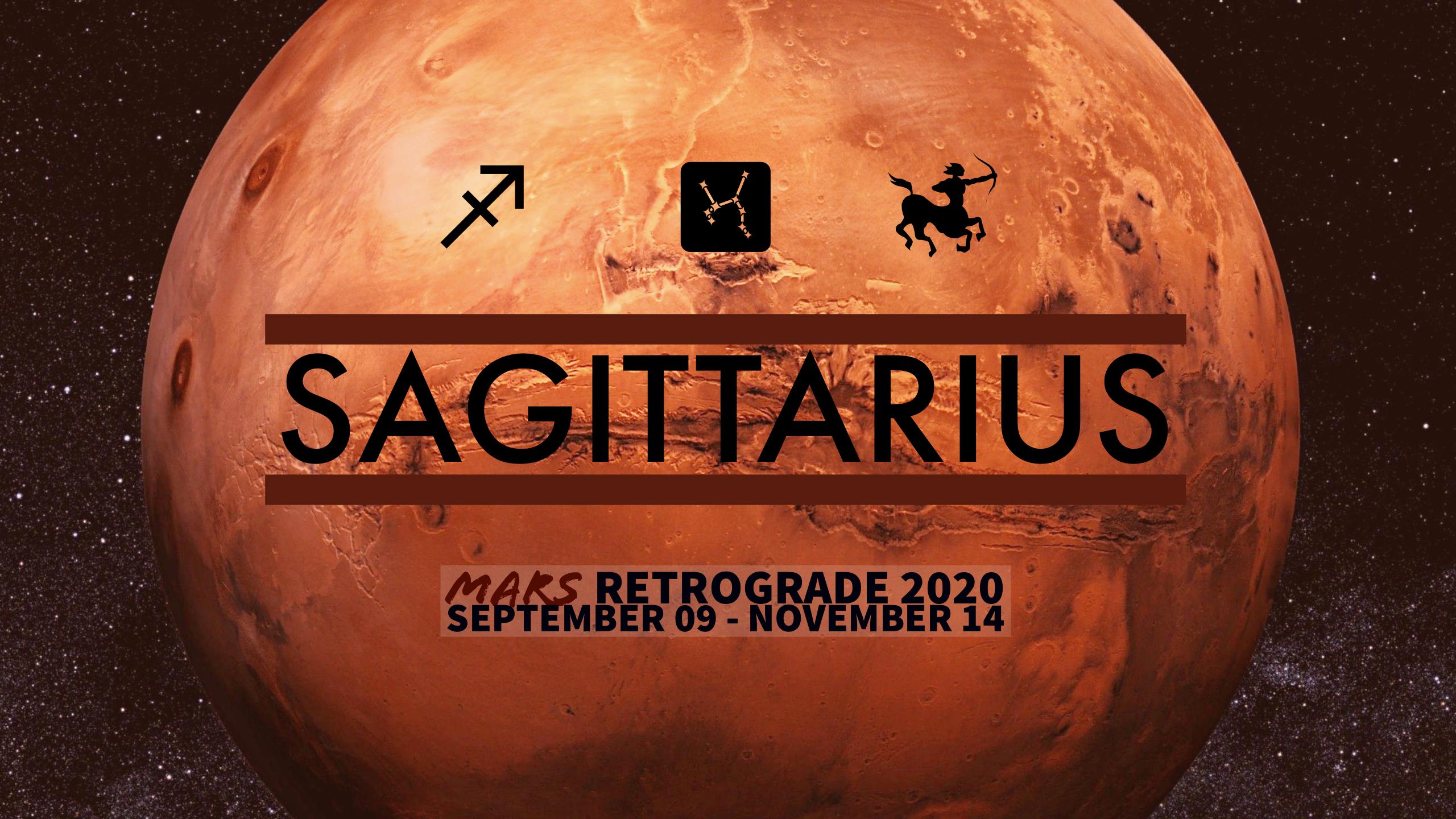 2020 Mars Retrograde:09 Sagittarius