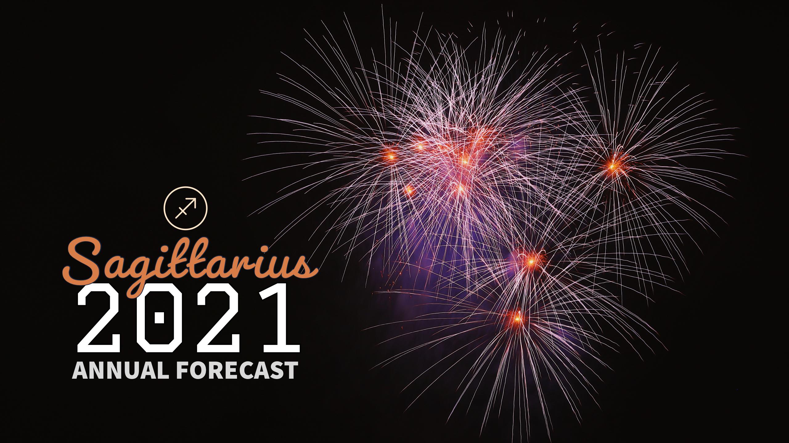 Annual Forecast 2021:Banner:09 Sagittarius